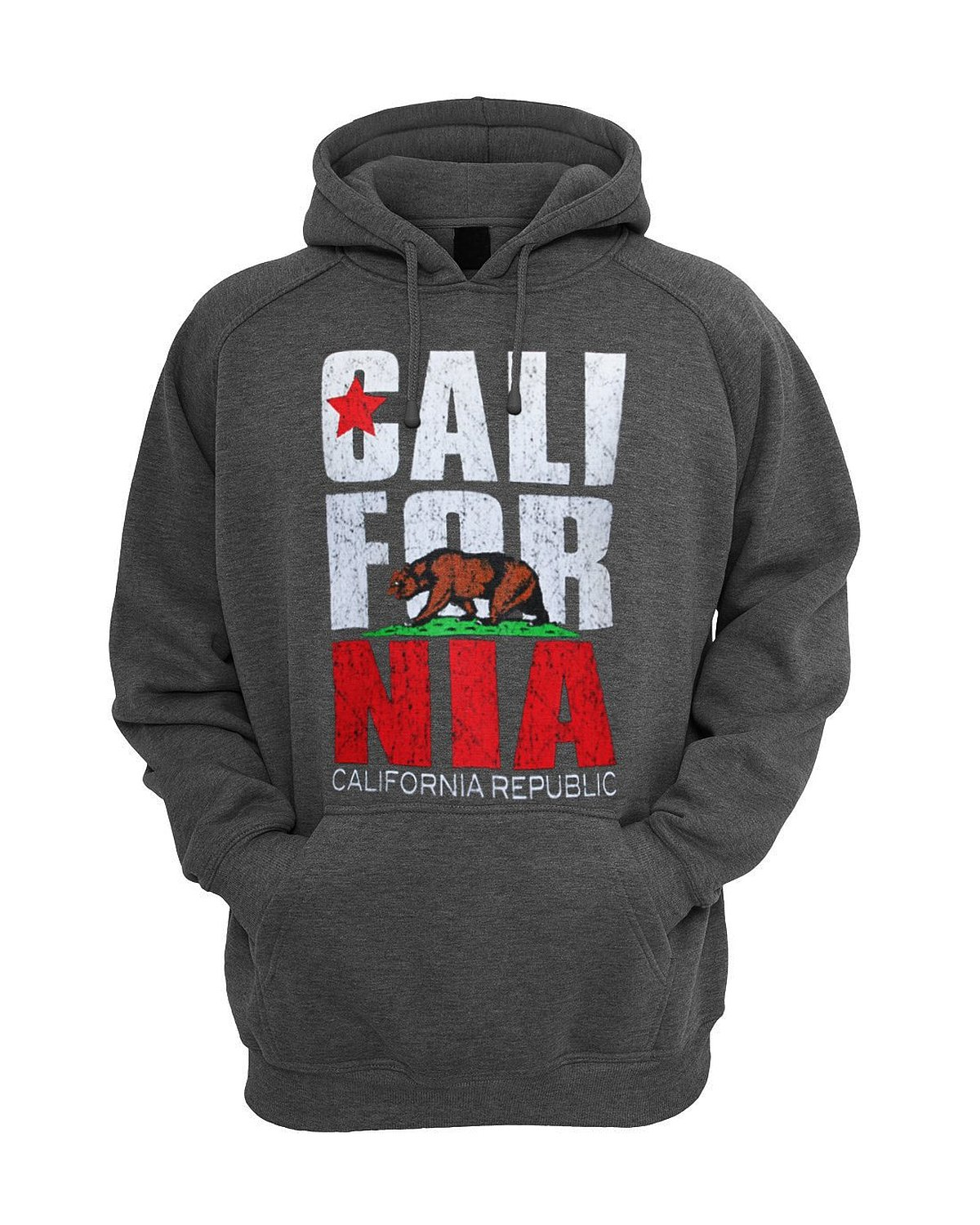 California republic hoodies