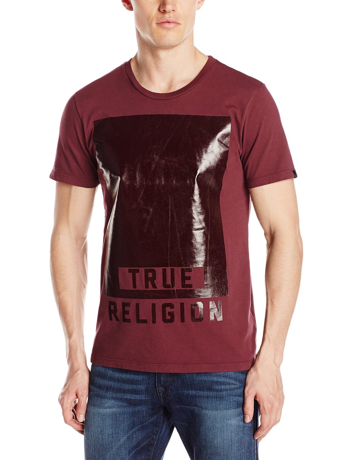 True Religion Mens T-Shirt