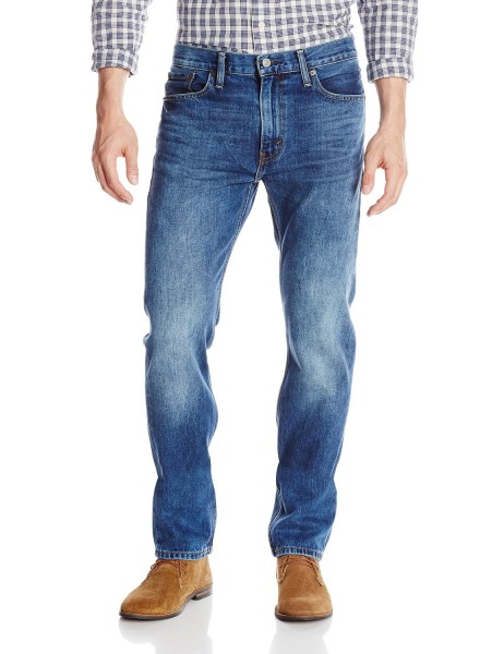 Levis Mens 513 Slim Straight Jean