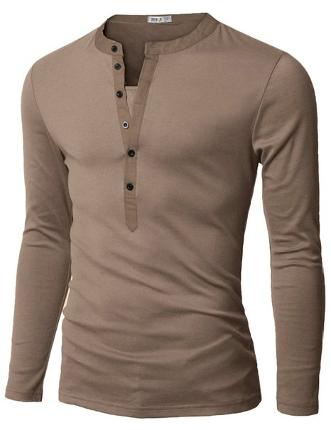 Long sleeve slim fit shirts mens urban clothing for Men slim fit shirts