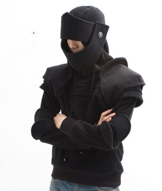 mens knight hoodie