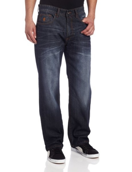 Rocawear Flame Stitch Fit Core Jeans