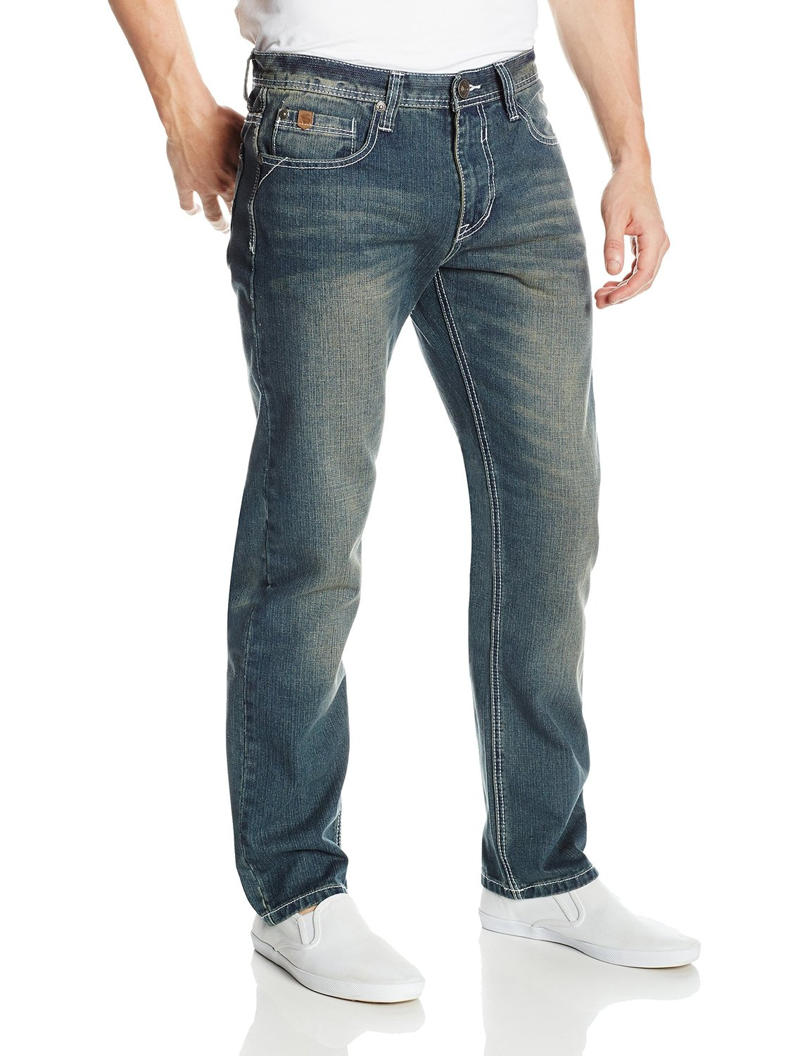 Southpole Straight Washed Premium Denim