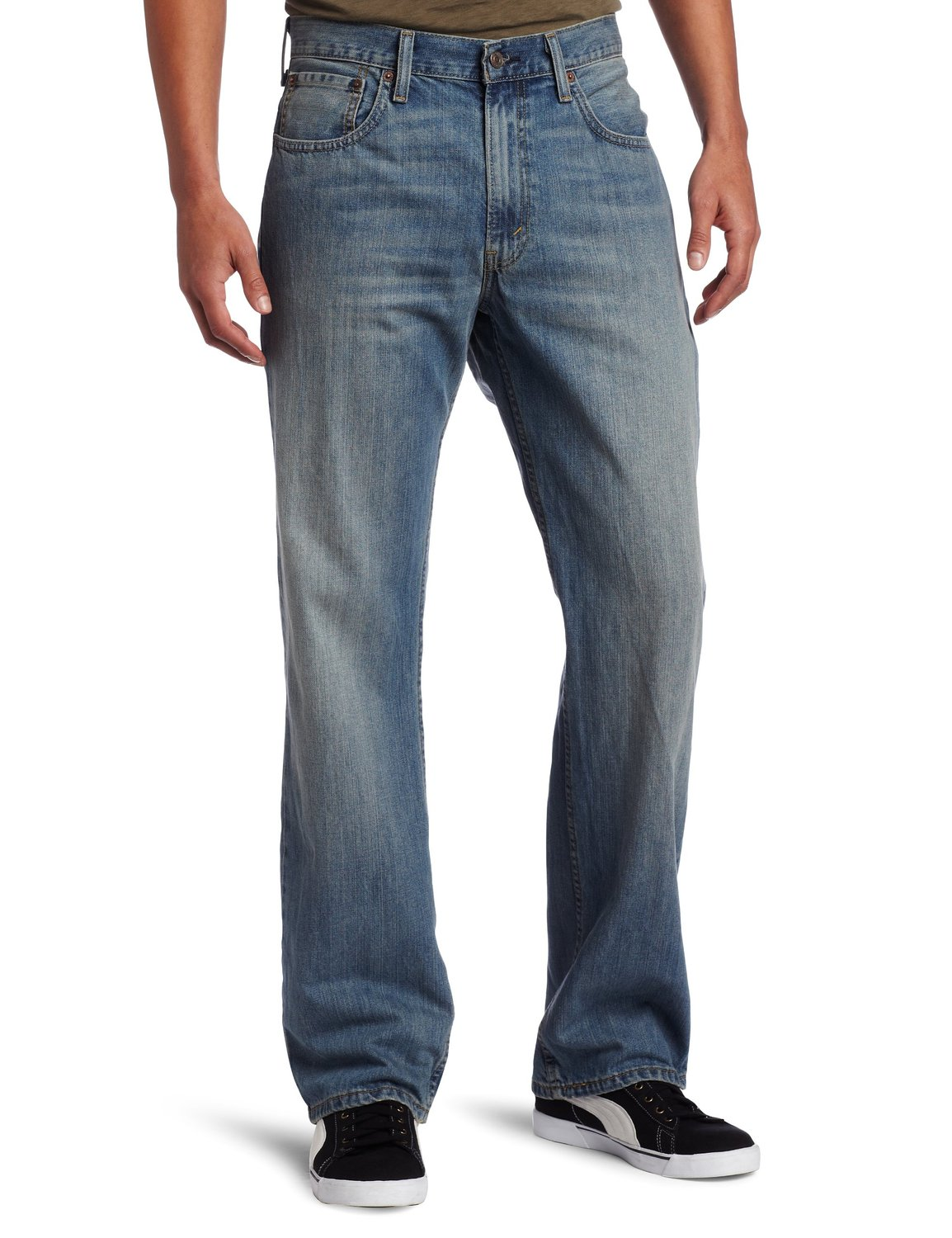 Levis 569 Loose Straight Fit Jeans