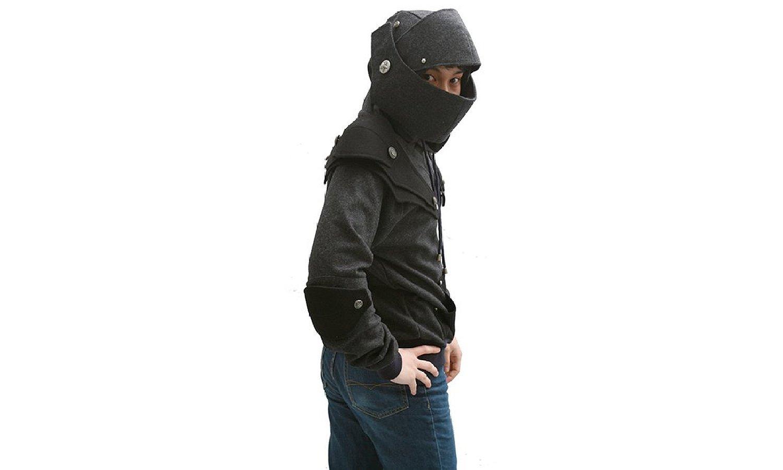 Alexander Medieval Armor Pullover Knight Jacket
