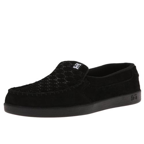 Dc Men S Villain Tx Slip On Shoe