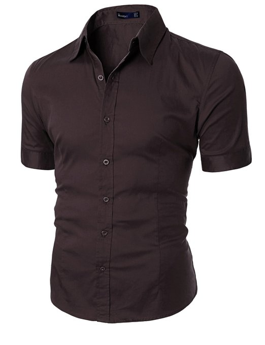doublju mens wrinkle free dress shirts mens urban clothing