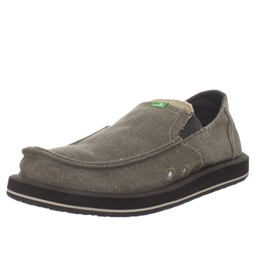 Mens Pick Pocket Slip-On