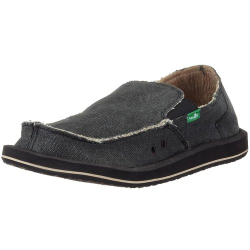 Sanuk Mens Vagabond Slip-on Shoe