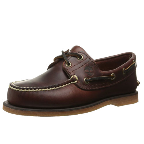 Timberland Classic 2-Eye Boat Shoe