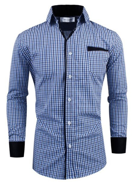 Toms Ware Premium Checkered Longsleeve