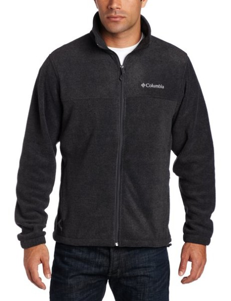 Columbia Steens Mountain Front-Zip Fleece Jacket