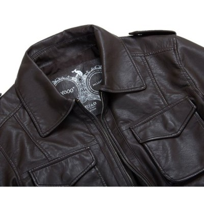 Resident Evil Leather Knight Jacket