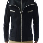 TheLees Casual Hoodies Cotton Jacket