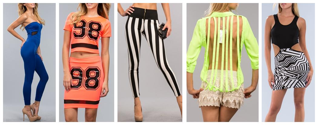 wholesale trendy clothing