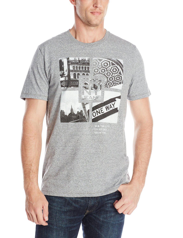 DKNY Jeans Mens T-Shirts