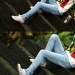 Demon&Hunter Slim Jeans