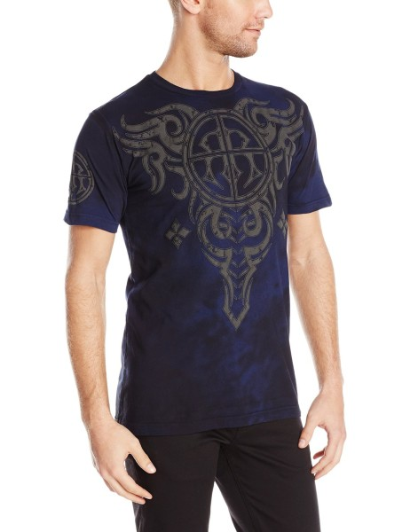 584a2b2c14aa Men Floral Shirt Allegra K Short Sleeve - Mens Urban Clothing