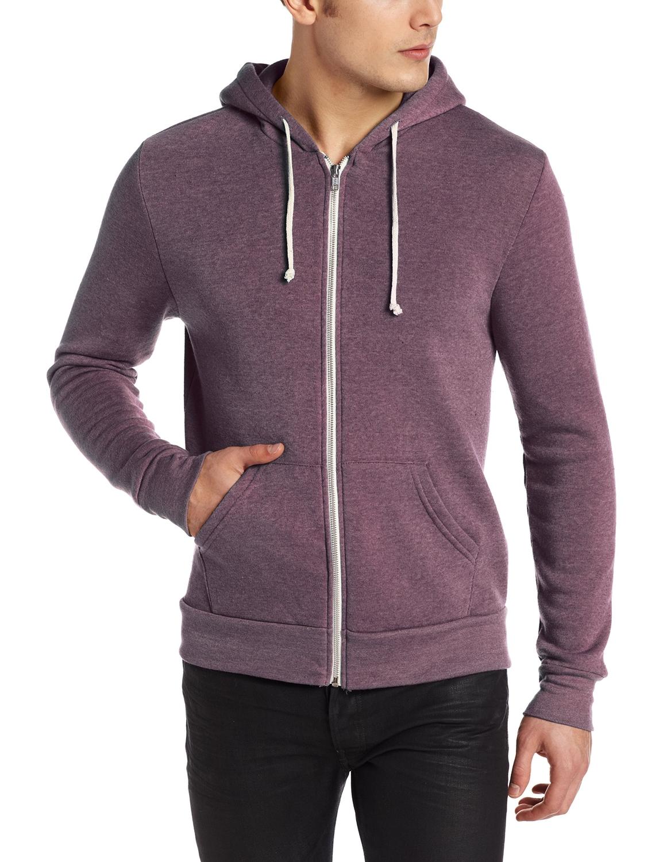 alternative rocky zip hoodie
