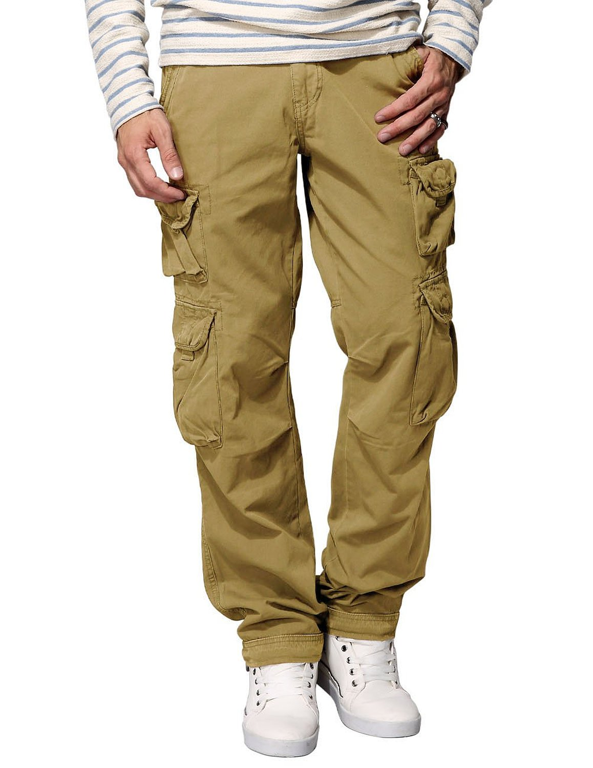 Match Ranger Cargo Pants Mens Urban Clothing