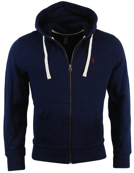 Lauren Classic Full-Zip Fleece Sweatshirt