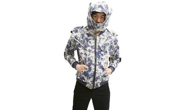 Urban Knight Jacket Paparazzi Armored Hoodie