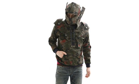 Urban Knight Jacket Patrick Armored Hoodie