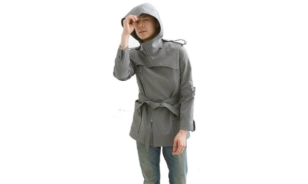 Urban Knight Hoodie Stormbringer Armored Jacket