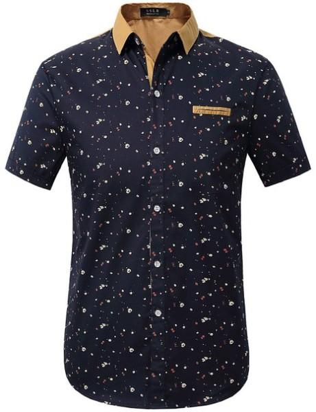 e0f7d7a6ee41 Doublju Mens Wrinkle Free Dress Shirts - Mens Urban Clothing