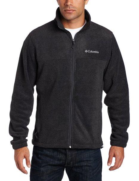 Columbia Steens Mountain Front-Zip Fleece Jacket