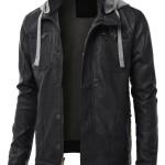 URBAN K Faux Leather Jacket